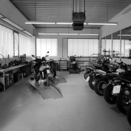 Werkstatt Ansicht 1