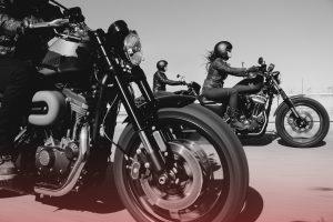 Motorrad fahren, Sauerland