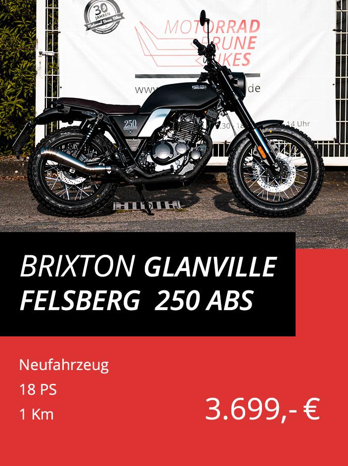 Brixton Felsberg ( Glanville ) 250 ABS