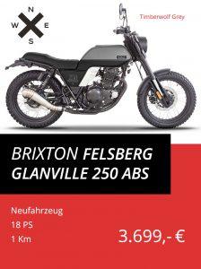 Brixton Felsberg Glanville 250 ABS