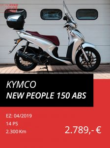 Kymco New People 150 ABS