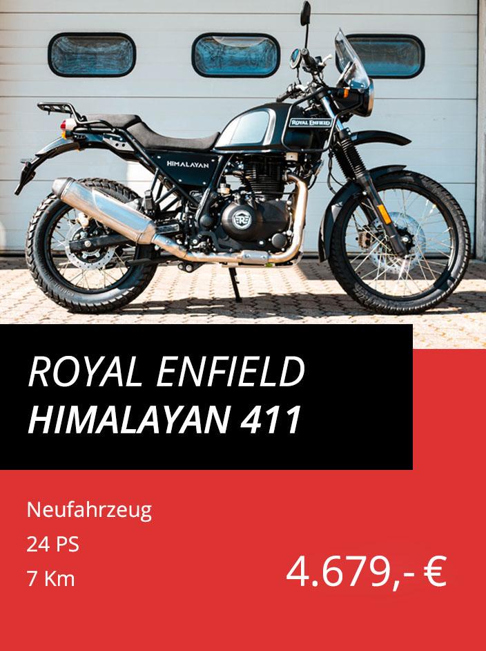 Royal Enfield Himalayan 411 ABS Granite