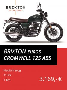 Brixton Cromwell 125 ABS Euro5
