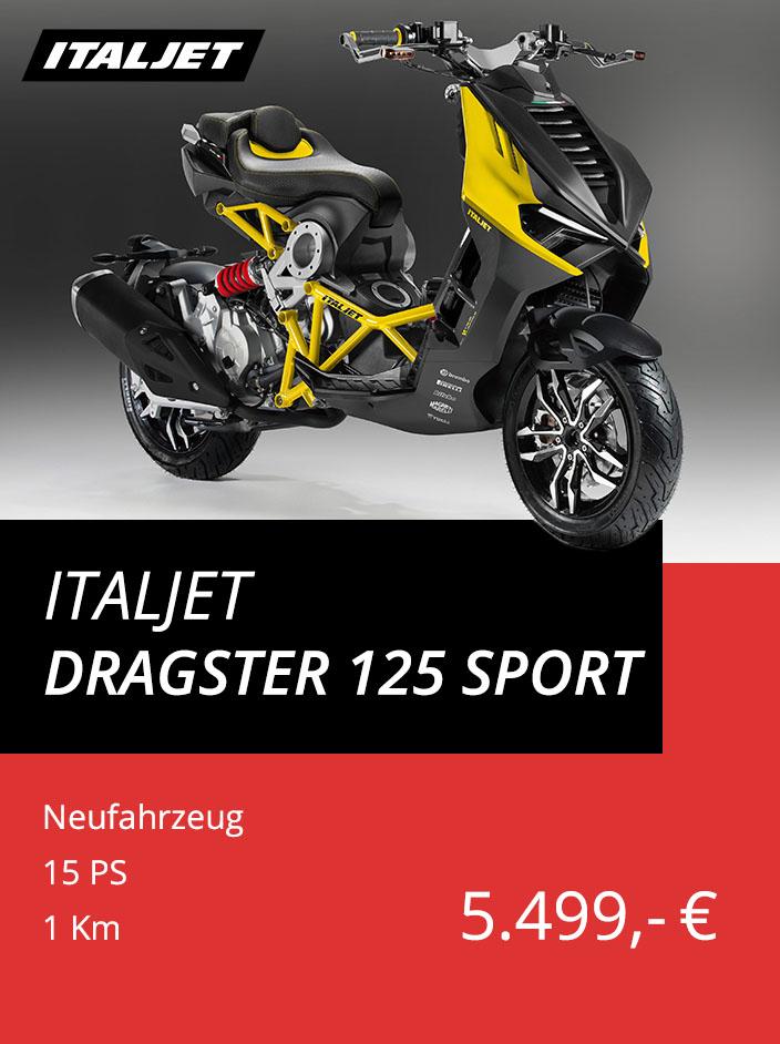 Italjet Dragster 125 Sport