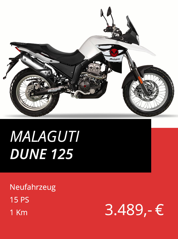 Malaguti Dune 125