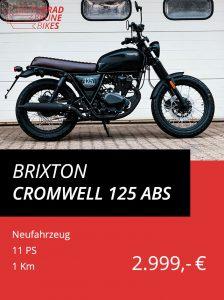 Brixton Cromwell 125