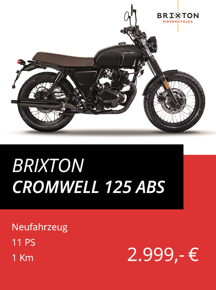 Brixton Cromwell 125 ABS
