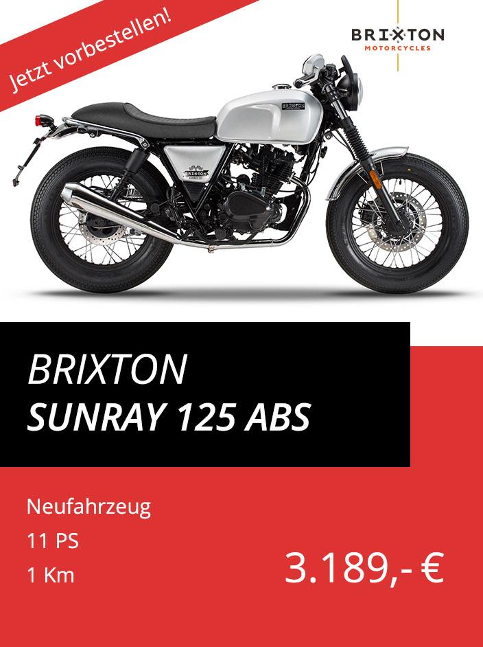 Brixton Sunray 125 ABS