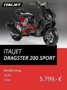 Italjet Dragster 200 Sport