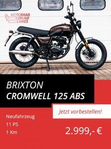 Brixton Cromwell 125 ABS Euro5