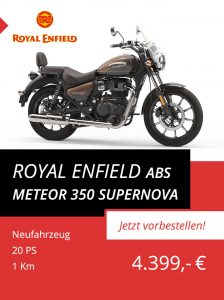 Royal Enfield Meteor 350 ABS Supernova