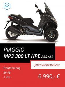 Piaggio MP3 300 LT hpe ABS