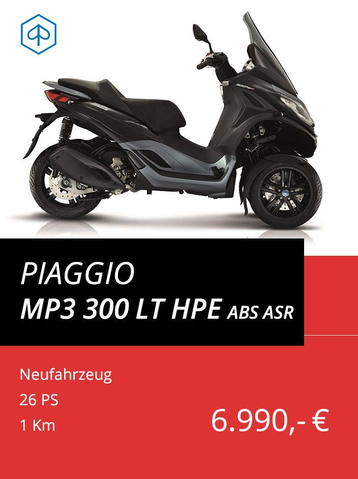 Piaggio MP3 300 LT