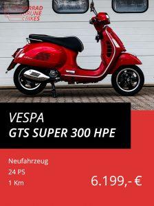 Piaggio Vespa GTSPiaggio Vespa GTS