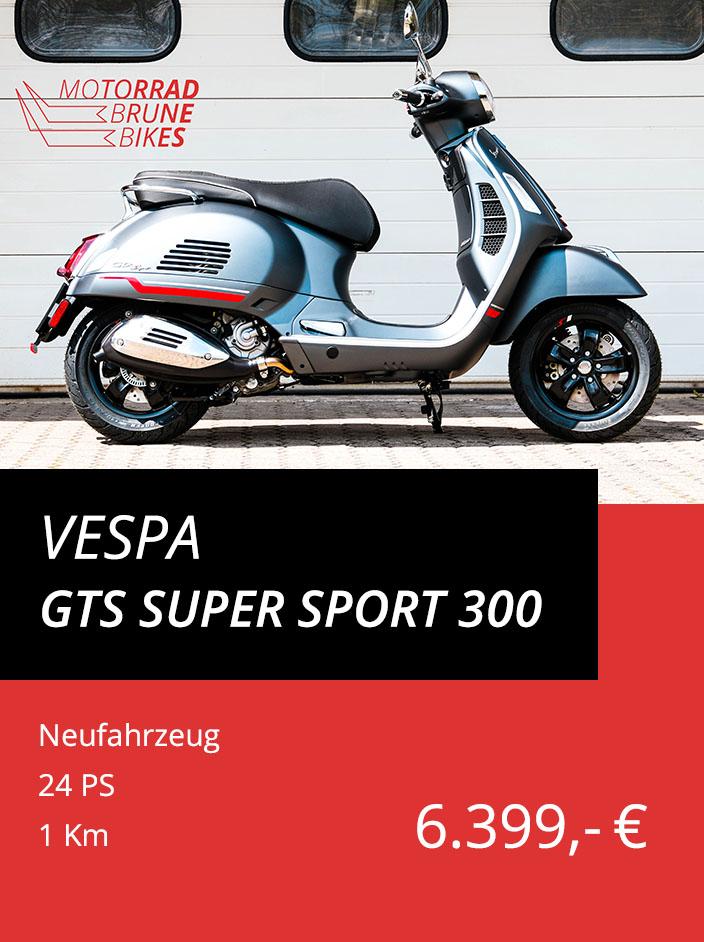 Vespa GTS Super Sport 300